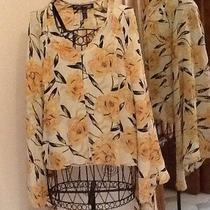 Winter Kate Silk Jacket/top Size Xs Photo