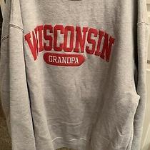 Wisconsin Badgers Grandpa Sweatshirt - Jansport  - Large Photo