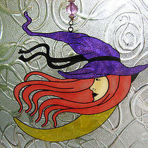 Witches of Pendle Light Catcher 9 Designs to Choose Gifts / Wiccan /collectables Photo