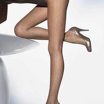 Wolford 167 Muriel Pantyhose Tights  Seal Gray Fatal Xs S 2 36 8 27  Photo