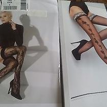 Wolford Germany Evelyn Stay Up Plus Gift Photo