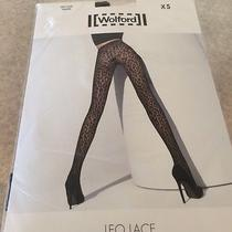 Wolford Leo Lace Tights Photo
