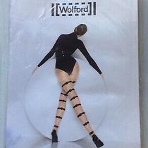 Wolford Mirella Tights Size L Photo