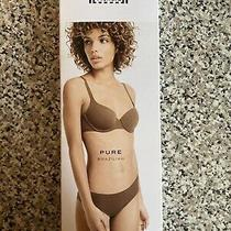 Wolford Pure Brazilian Underwear Size (S) Fairly Light Seamless New Boxed Photo