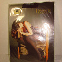 Wolford Velvet Deluxe Opaque Pantyhose Tights L 10687 Brown Nip Nos New Lycra  Photo