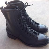 Wolverine 'Burton' Lace-Up Boot (Men) Size 10 D Black Photo