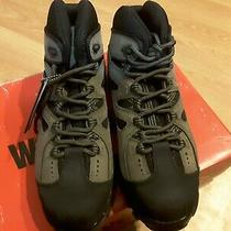 Wolverine Hudson St Eh Mid Hiker Boots W02193 Steel Toe Eh Work  Grey Size 9.5 Photo