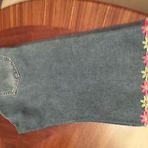 Woman Custom Capri Levi Jeans  Photo