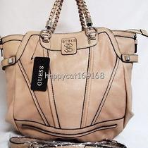 Woman New  Sidney Shoulder Bag Satchel Purse Handbag Khaki Nwt  Photo