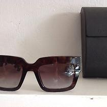 Woman Prada Sunglasses Deluxe Poeme Photo