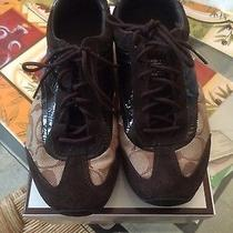 Woman's 7.5 Coach Sneakers  Photo