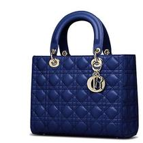 Woman's Bag Dior Blue Photo