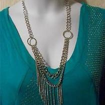 Woman's Beautiful New Size Xl Top by Baby Phat With Free Jewelry Photo