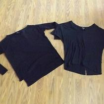 Woman's Blacktop & Sweater Byralph Lauren/express Size Small Perfect Condition Photo