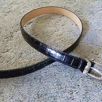 Woman's Brighton Leather Belt Photo