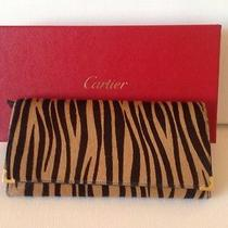 Woman's Cartier Leather Wallet Photo