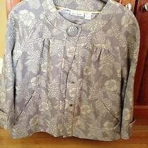 Woman's Dkny Blazer - Size Large Photo