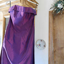 Woman's Full Length Prom Dress by Jessica Mcclintock  Size 9 Photo