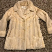 Woman's Fur Coat Excellent Sz S Christie Brothers Photo