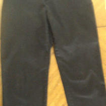 Woman's Gap Stretch Size 6a Black Pants Photo