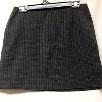 Woman's/girls Cute jr.express Print Skirt  9/10 Free Earrings Photo