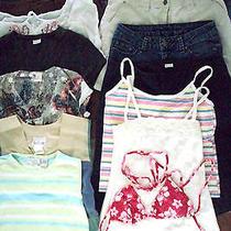 Woman's Huge Lot of 5/6  Clothes Tommy Hilfiger/gap/xoxo/nina Piccalino Photo