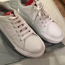 Womans Prada Chunky Sneakers Size 38.5 Made in Italy Photo