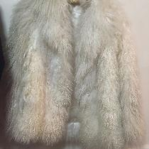 Woman's  Tibetan Lamb Jacket M Photo