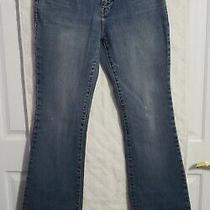 Womans Aeropostale 5 Pocket Bootcut Jeans Sz. 7/8 Long Photo