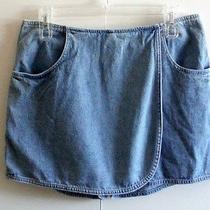 Womans Blue Jean Skirt Jeans by Express 11/12 Photo