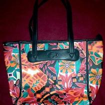 Womans Fossil Authentic Big Handbag Bright Colors So Cuute New Spring Summer Photo