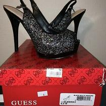 Womans Guess Heels 6.5 Multicolor Photo