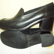 Womans Ipanema Black Leather 2 1/2