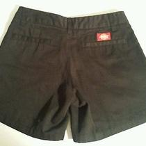 Womans Ladies Dickies Girl College Shorts Size 3 Photo