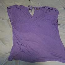 Womans Navy Blue Shirt Gap Size Xl Photo