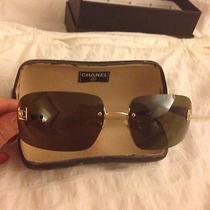 Womans Original Chanel Sunglasses  Photo