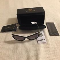 Womans Versace Sunglasses Model 4345-B Photo