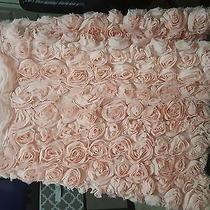 Womans Wedding Dress Size 18 Blush Color Photo