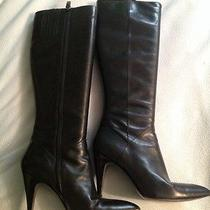 Women Boots Size 8 Photo