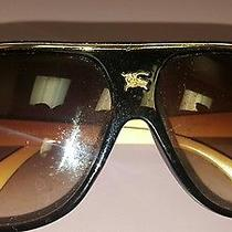 Women Burberry Sunglasses Photo