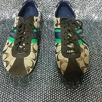 Women Coach Shoes Size 9 Photo