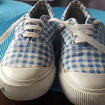 Women Cole Haan Sneakers Plaid Pattern. Size 5.5. Photo