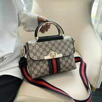 Women Handbag Leather Satchel Shoulder Bag Hobo Tote Messenger Crossbody Purse Photo