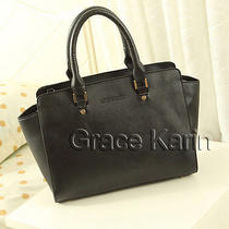 Women Handbag Shoulder Bags Tote Purse Pu Leather Messenger Hobo Bag 3colors Photo