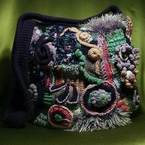 Women Knit Bag Photo