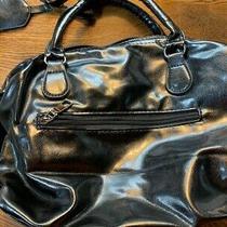Women Lady Soft Shiny Puleather Handbag Shoulder Satchel Tote Hobo Crossbody Bag Photo