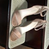 Women Madden Girl Wedge Shoes / Size 10m/ Light Pink Blush / Strap on Side  Photo