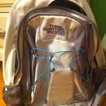 Women Northface Bookbag Photo