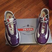 Women Prada Sneakers Photo