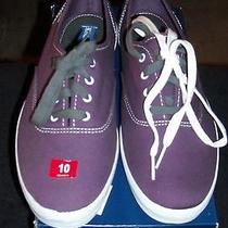 Women Purple Keds Sneakers 10m New in Box Photo